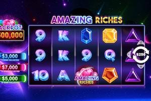 amazing riches