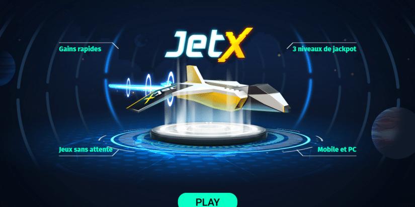 Avis sur Jetx le nouveau jeu de CBET
