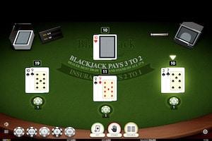 blackjack multihand isoftbet