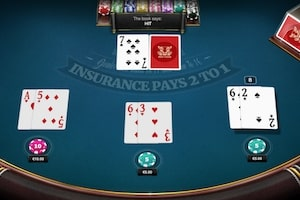 blackjack redtiger