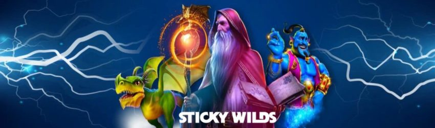Casino Sticky Wilds 2021