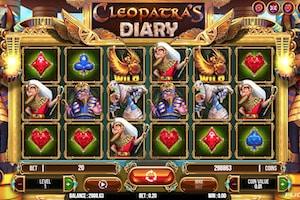 cleopatras diary