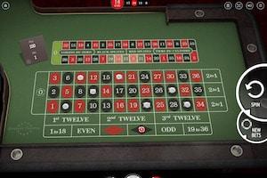 european roulette bgaming