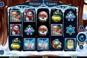 frozen fairies