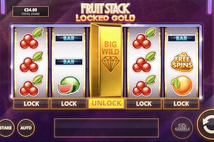 fruit stack locked gold