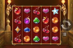 fruits and diamonds