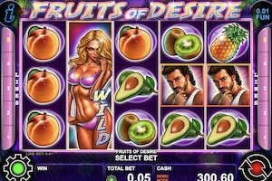 fruits of desire