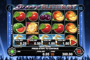 groovy automat