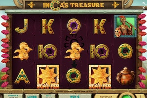 incas treasure