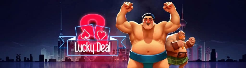 Bonus Lucky8 casino