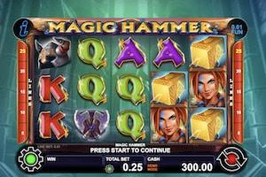 magic hammer