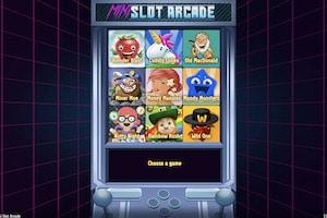 mini slot arcade