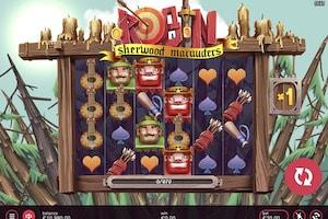 robin sherwood marauders