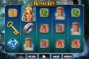 royal key