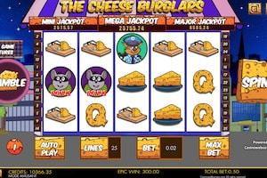 the cheese burglars