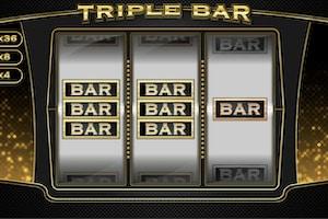 triple bar