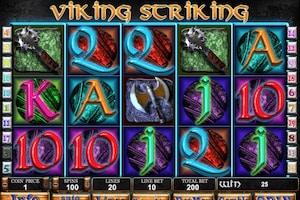 viking striking