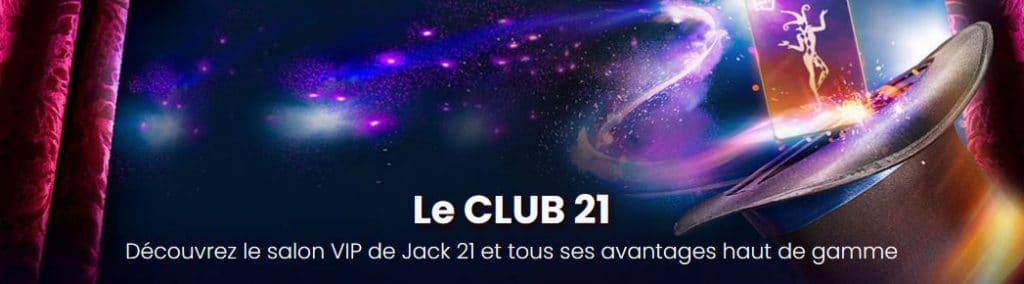 Le club 21 par Jack21