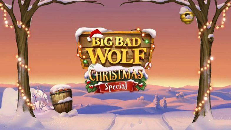 Big Bad Wolf Christmas de Quickspin