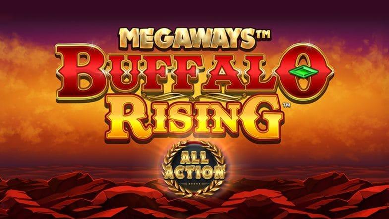 Buffalo Rising Megaways All Action de Blueprint Gaming