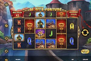 giants fortune megaways