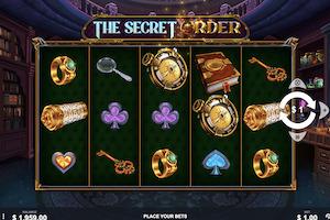 the secret order
